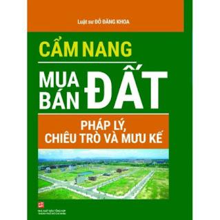 CẨM NANG MUA BÁN ĐẤT ebook PDF EPUB AWZ3 PRC MOBI
