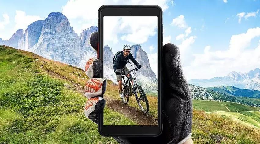 Samsung Galaxy Xcover 5 - Selfie Özçekim