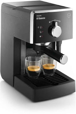 Cafetera Express Philips Saeco HD8423/11