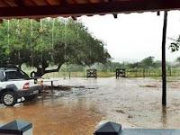 Moradores relatam chuvas em pelo menos 12 cidades na Paraíba