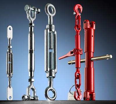 Spannschlosser und spanner: DIN 1478 DIN 1479, DIN 1480, DIN 34828, DIN 82002, ASTM F1145 (FF-T-791)