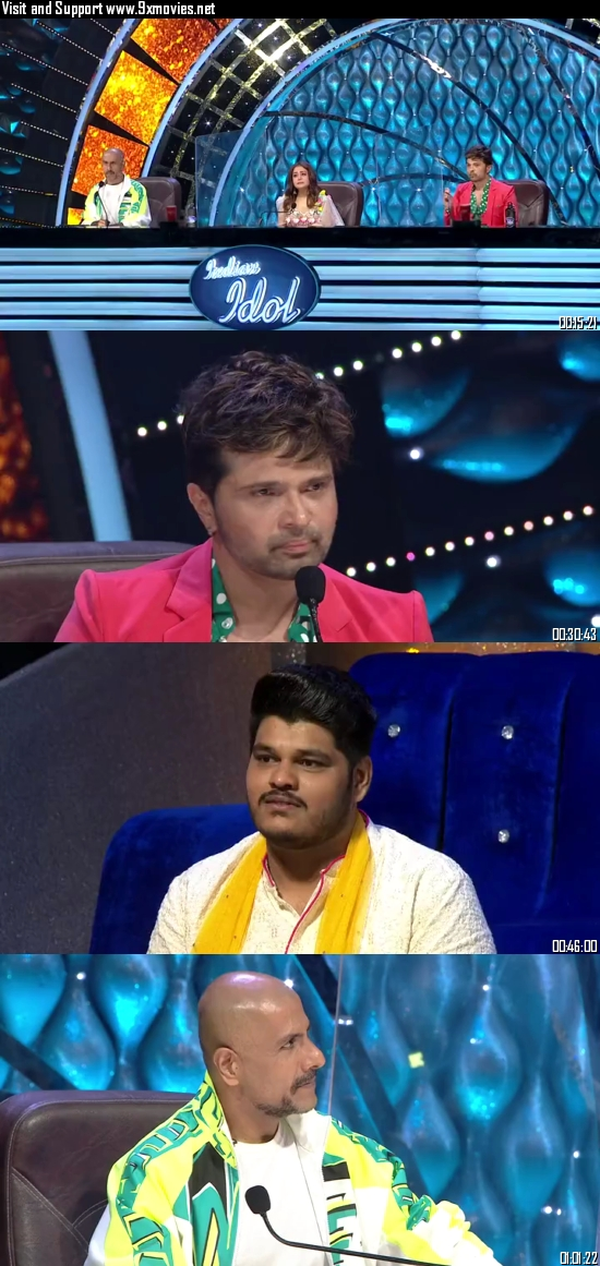 Indian Idol 27 March 2021 HDTV 480p 300MB