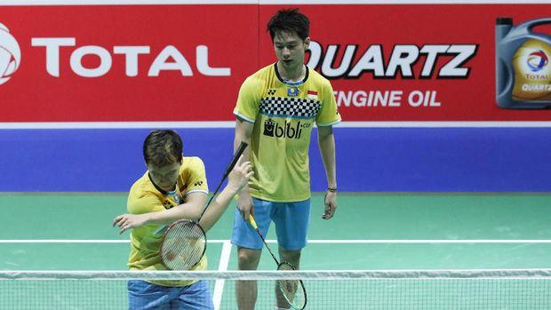 Inilah Hasil Korea Open Kevin Dan Marcus Kalahkan Ganda Malaysia 2019
