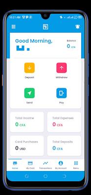 Getting a virtual credit card