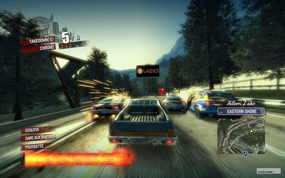 Burnout revenge download pc