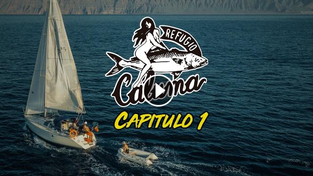 NAVEGANDO HACIA LA OLA MAS LARGA DE CANARIAS - SURF EN ISLA DE LOBOS