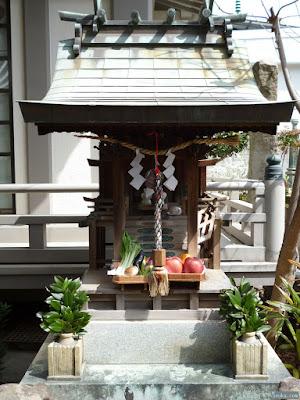 真言宗高野山自性院内神社