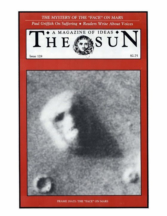 Alien Explorations: Face on Mars