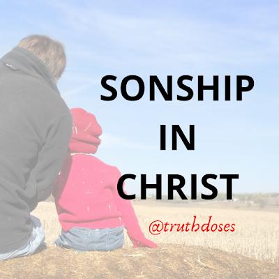 Sonship In Christ