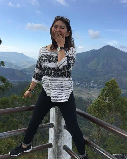 Menara Pandang Tele, Melihat Indahnya Danau Toba dari Sisi yang Berbeda