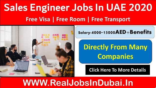 Sales Engineer Jobs In Dubai, Abu Dhabi & Sharjah 2020