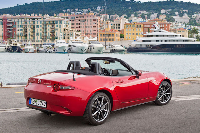 Mazda MX-5: A passion for fun