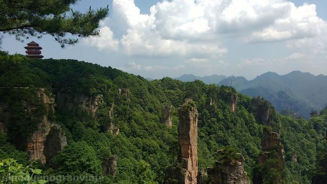 Zhangjiajie, parque, avatar, costos, tarifa, forma de recorrerlo
