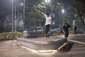 Skateboarding maximizes Jakarta infrastructure functions