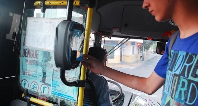 Nuevo aumento de las tarifas del transporte público
