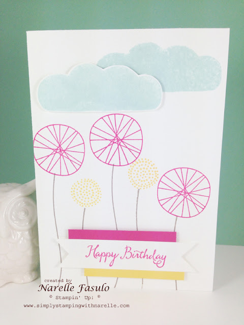 Balloon Celebration - Simply Stamping with Narelle - available here - http://www3.stampinup.com/ECWeb/default.aspx?dbwsdemoid=4008228