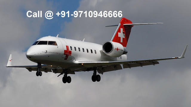 Air Ambulance Services in USA