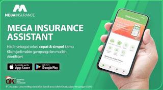 Asuransi mega mobil auto insurance - kanalmu