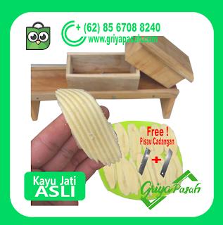 mesin pengiris pisang