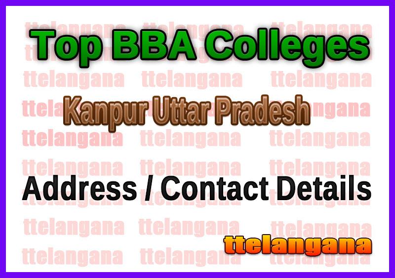 Top BBA Colleges in Kanpur Uttar Pradesh