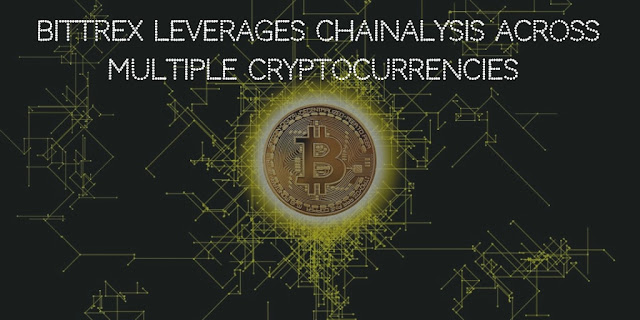 Bittrex Leverages Chainalysis Across Multiple Cryptocurrencies