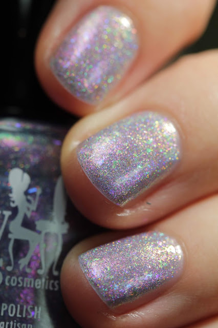 Girly Bits Equilibrium swatch by Streets Ahead Style
