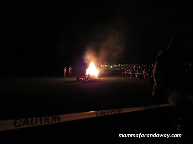 bonfire night inghilterra