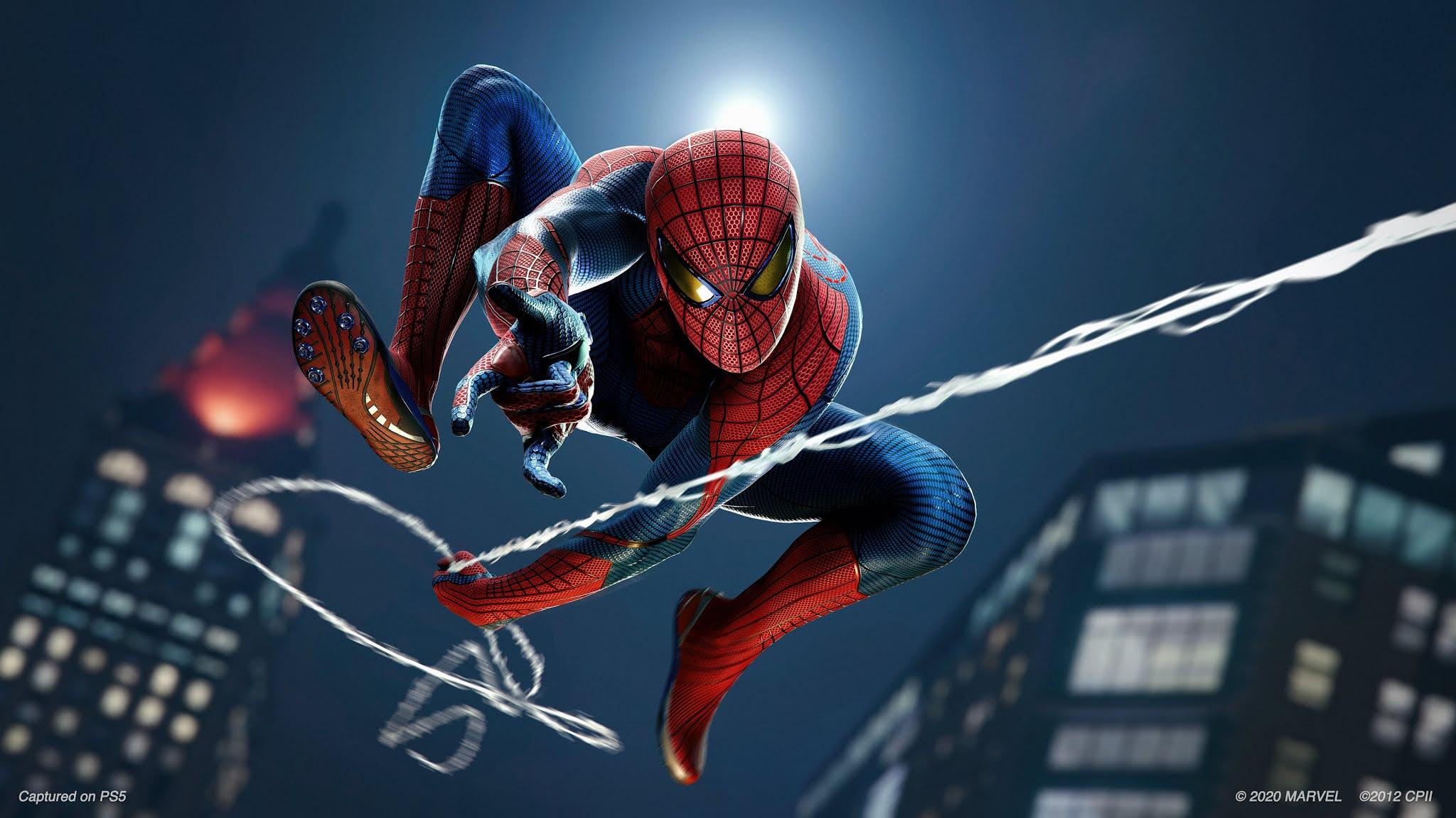 Updated Marvel's Spider-Man will still allow cross-save gene