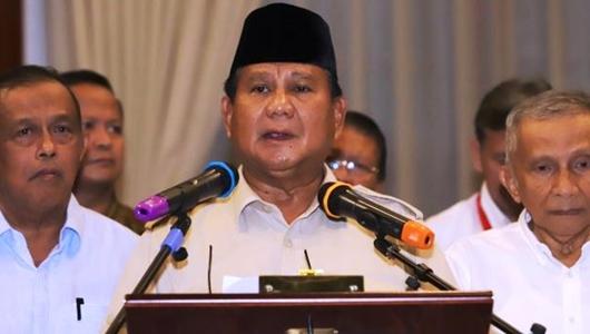 Prabowo Terancam 20 Penjara, Gerindra Bakal Dijadikan Partai Terlarang