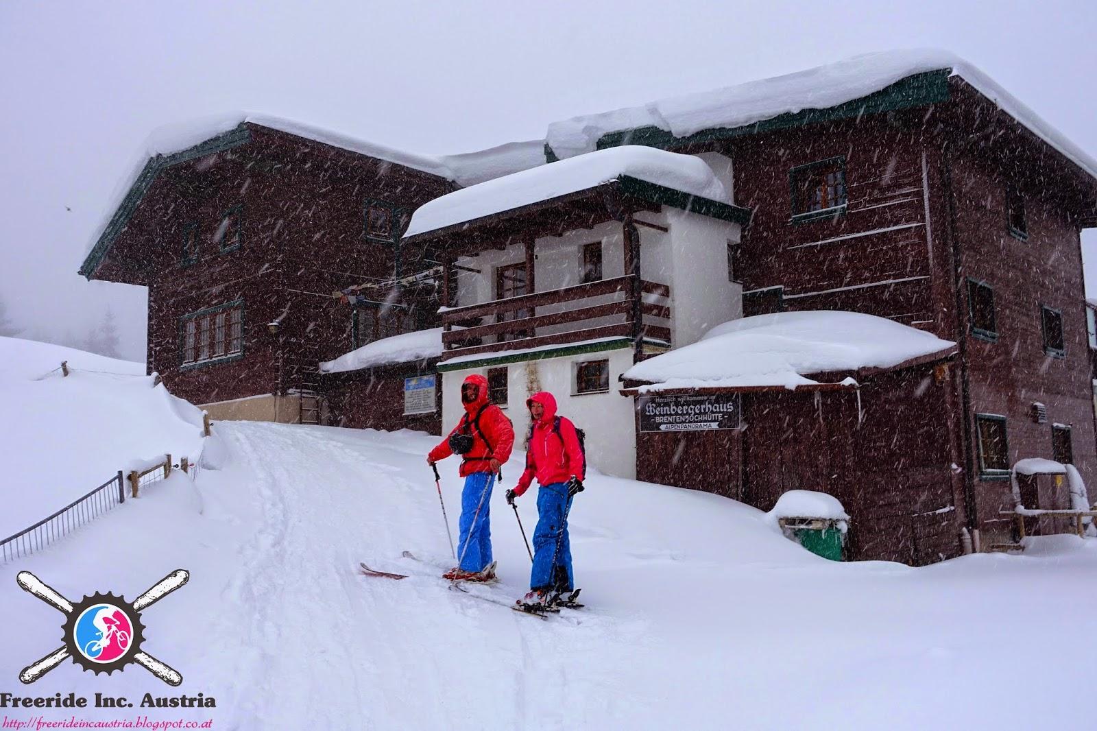 Aschenbrenner Kufstein Skitour