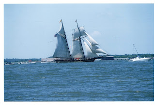 Sailing Vessel Charleston Harbor