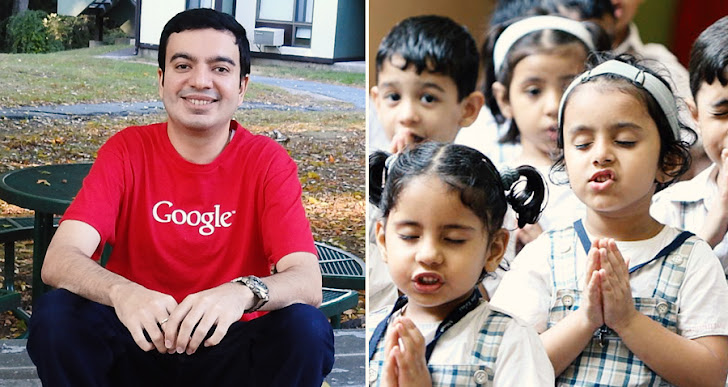 Google rewarded the Guy who Accidentally bought Google.com, But he Donated it to Charity