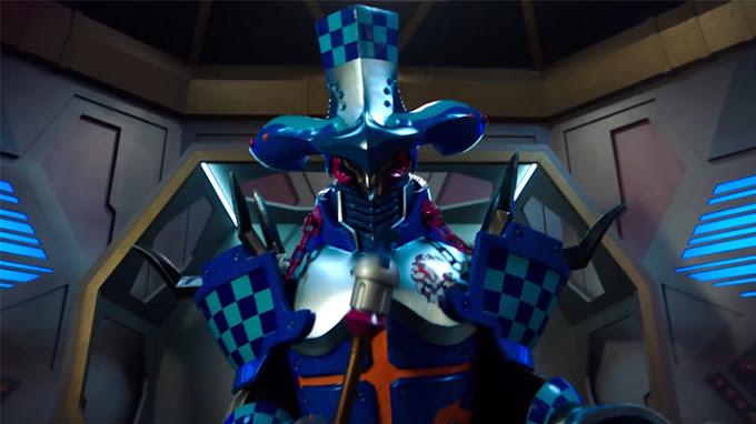 Power Rangers Dino Fury Episode 10 Subtitle Indonesia