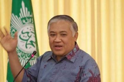 Din Syamsuddin: Ada Ketakjujuran dan Ketakadilan Dalam Persidangan MK