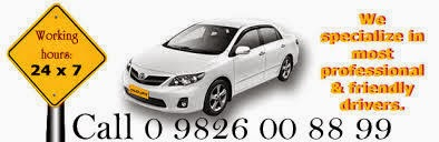 Book My Taxi call 09826308899