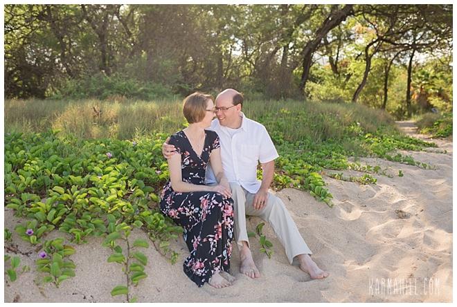 Maui Couples Portrait Photography