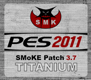 PES 2011 SMoKE Patch 3.7 Titanium + update