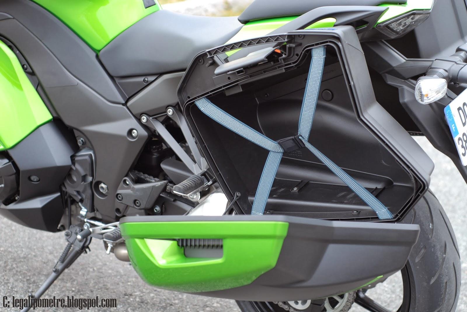 Le Galipometre Bike Test Kawasaki Z 1000 Sx 2014 Tourer