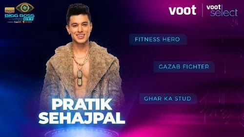 Bigg Boss OTT Contestants pratik sehajpal