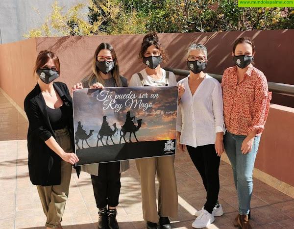 """Los Llanos anima a sus vecinos a participar en el proyecto """"Tú también puedes ser un REY MAGO"""""""