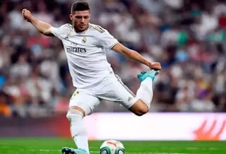 luka jovic madrid