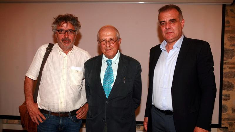 Επίτιμος Δημότης Σαμοθράκης ο Καθηγητής και Πρόεδρος του Μουσείου Ακρόπολης Δ. Παντερμαλής