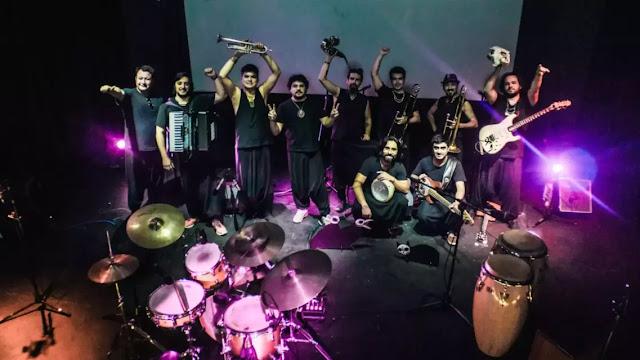 """La Tromba y su propuesta rock fusión en """"Primavera Macabra"""" musica chilena música chilena"""
