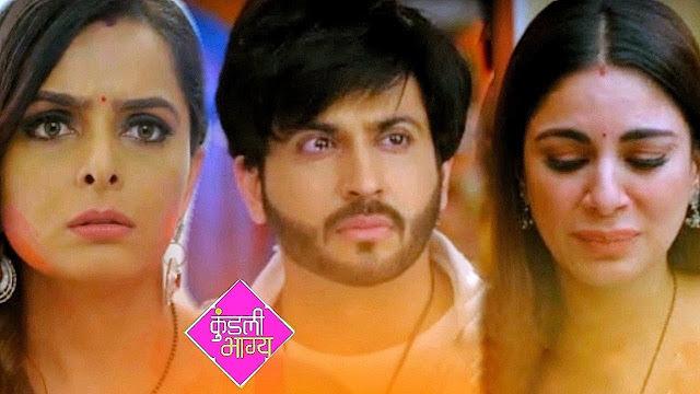 Future Story : Shameless Karan break ties with Preeta heartbroken in Kundali Bhagya
