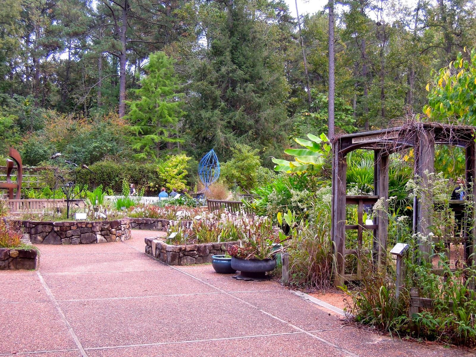 Raleigh Botanical Gardens Garden Ftempo