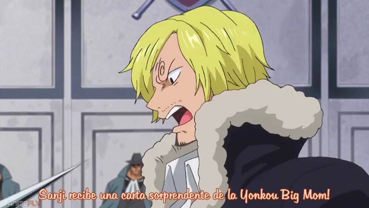 One Piece Anime cap 763 sub español