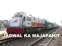 Jadwal Kereta Api Majapahit Terbaru 2019