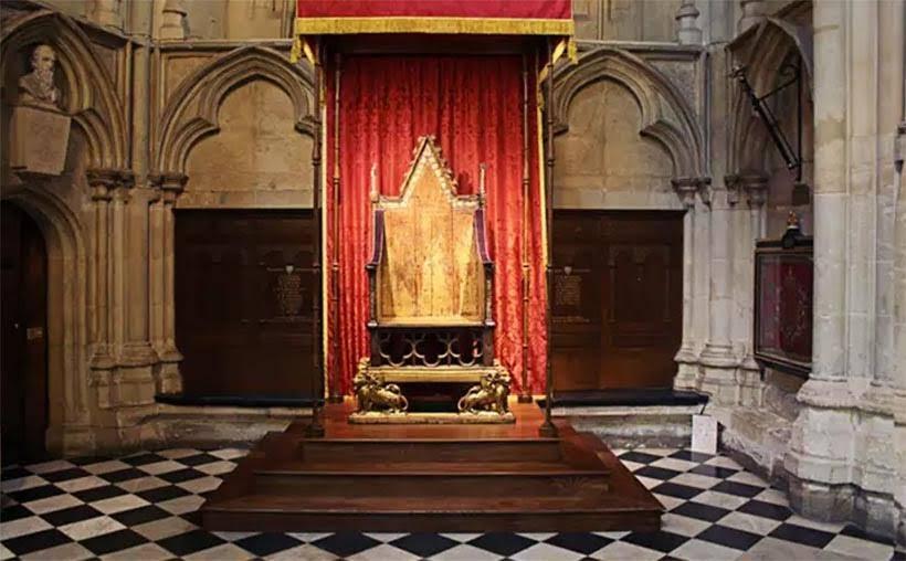 Trono de coroação na Abadia de Westminster: como visitar em Londres