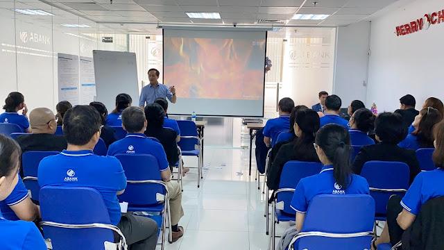 Diễn giả Nguyễn Quốc Chiến chia sẻ về Giá trị của Niềm tin