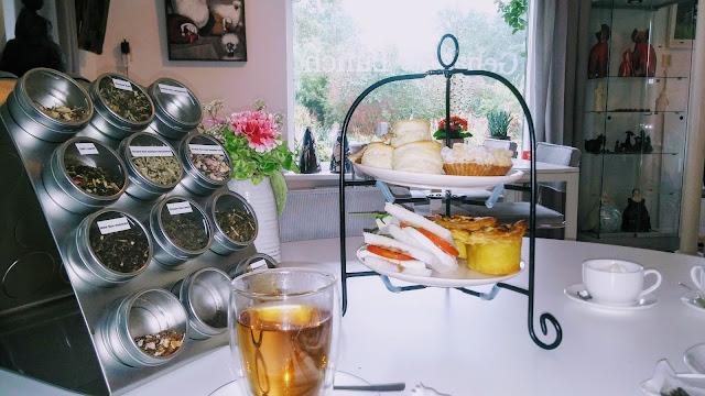 High Tea Kopje Genieten Netherlands
